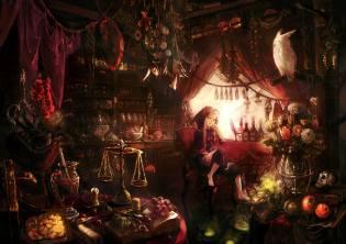 Фото: потеряшаяся в доме ведьмы — интересные факты