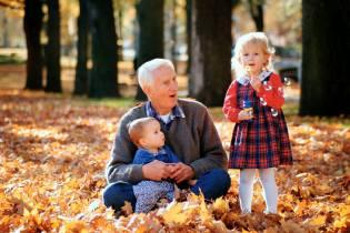 Фото: День пожилого человека, интересные факты