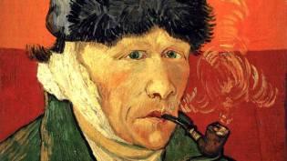Фото: Ван Гог и ухо — интересные факты