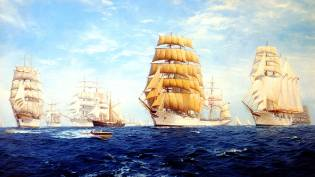 Фото: правила кораблевождения, интересные факты