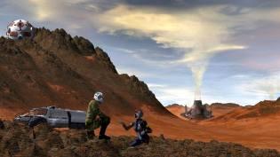 Фото: терраформирование Марса — интересные факты