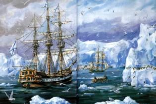 Фото: Антарктида — открытие, интересные факты