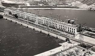 Фото: Жигулёвская ГЭС — интересные факты
