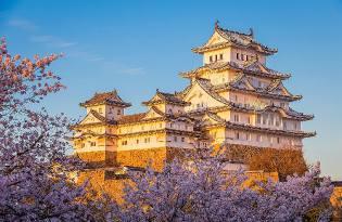 Фото: замки в Японии — интересные факты