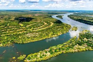 Фото: река Замбези — интересные факты