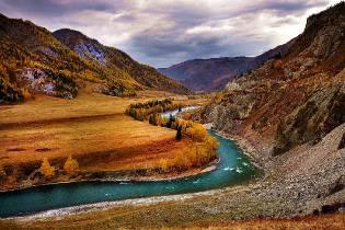 Фото: Катунь, легенды реки — интересные факты