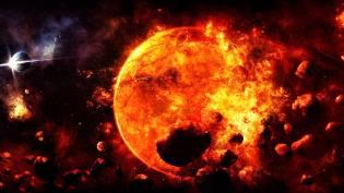 Фото: как погибнет Солнце — интересные факты