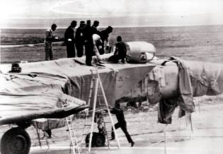 Фото: как разведки охотились за самолётом МиГ?