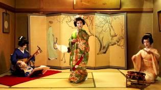 Фото: гейши в Японии — интересные факты