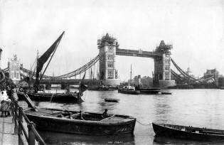 Фото: Темза времён Трое в лодке, не считая собаки