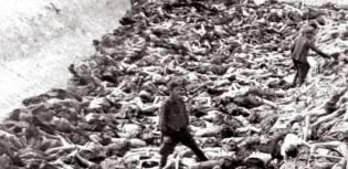 Фото: последнее преступление нацистов