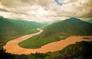 Фото: Хуанхэ — река Китая, интересные факты