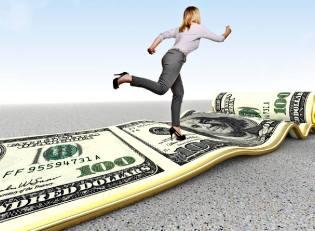 Фото: денежный маршрут — интересные факты