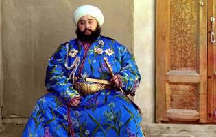 Фото: эмир Сеид Алим-хан — интересные факты