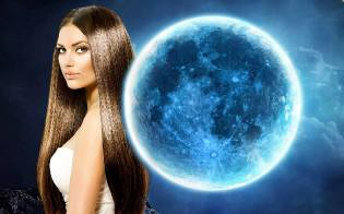 Фото: влияние Луны на красоту