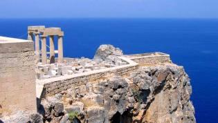 Фото: храм Афины Линдийской — интересные факты