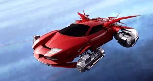 Фото: летающий автомобиль, интересные факты