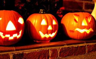 Фото: праздник Хеллоуин — интересные факты