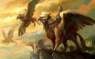 Фото: грифоны в мифологии, интересные факты