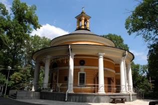 Фото: церкви Николая Чудотворца в Киеве