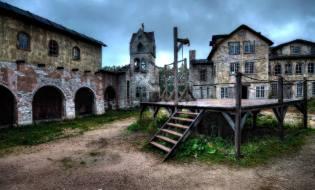 Фото: города-призраки мира — интересные факты
