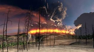 Фото: Йеллоустоун — извержение, интересные факты