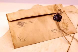 Фото: конверт — история, интересные факты