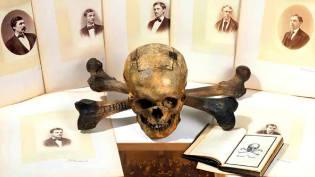 Фото: тайный орден череп и кости, интересные факты