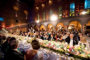 Фото: Нобелевский ужин — интересные факты