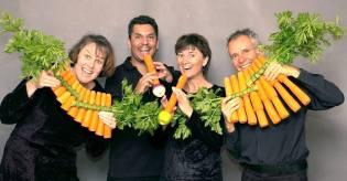 Фото: Венский Овощной оркестр, интересные факты