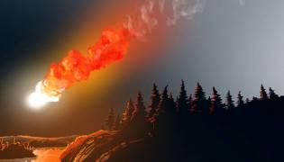 Фото: Тунгусский метеорит — интересные факты