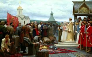 Фото: Сибирское царство и Русь, интересные факты