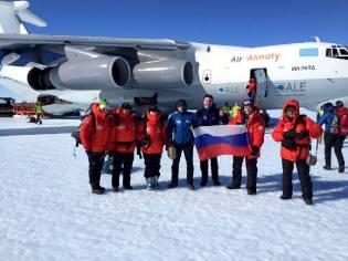 Фото: России нельзя уходить из Антарктиды