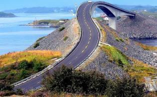 Фото: необычные мосты — интересные факты