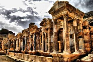Фото: Сагалассос — забытый город, интересные факты