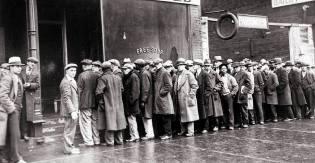 Фото: Великая депрессия США — интересные факты