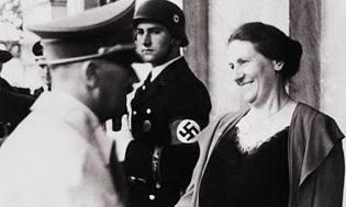 Фото: женщины-покровительницы Гитлера