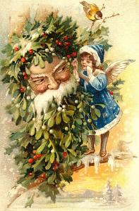 Фото: рождественская открытка — интересные факты