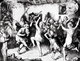 Фото: ланкаширские ведьмы — интересные факты