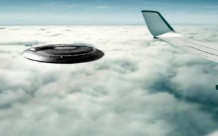 Фото: наблюдение НЛО лётчиками, интересные факты