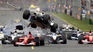 Фото: Формула-1 — интересные факты