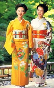 Фото: кимоно — история одежды, интересные факты