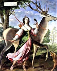 Фото: герцогиня де Шеврез — интересные факты