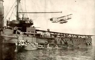 Фото: авианосцы Первой мировой, интересные факты