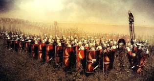 Фото: римская армия — интересные факты