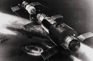 Фото: станция Салют-2 — интересные факты