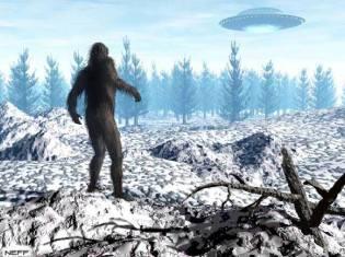Фото: снежный человек на Урале, интересные факты