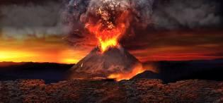 Фото: какие города погибнут от извержения вулкана?