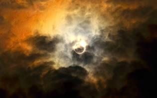 Фото: затмения Солнца и Луны — интересные факты