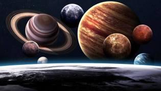 Фото: ретроградные планеты в этом году